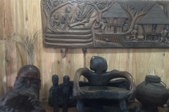 Wood Carvings - Museum of Cordillero Sculptures