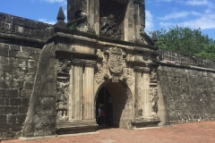 Intramuros - Detailed Walkway