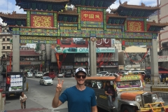 Rob - Peace Out Chinatown
