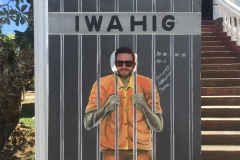 Iwahig Prison - Rob doing hard time