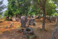 Plain of jars - Giant's cup?