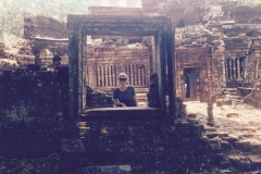 Vat Phou - Kim Window