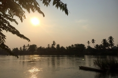 Don Khon - Mekong Sunset