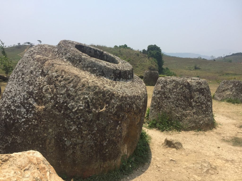 Plain of jars - The biggest jar