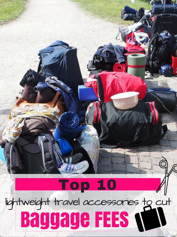 Top 10 Lightweight Travel Items