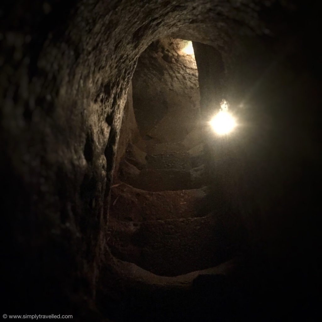 Vinh Moc tunnels show an important piece of Vietnam's history