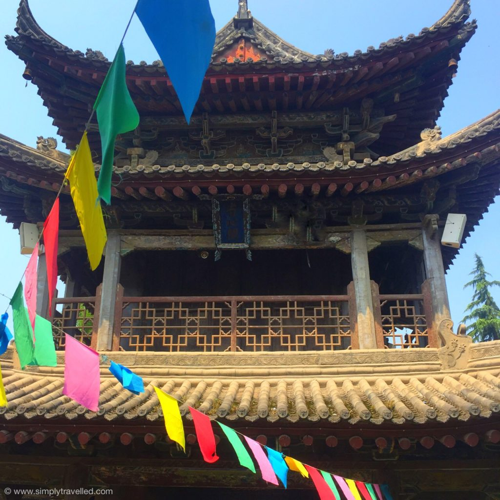 What to do in Xian - Visit the oldest mosque in Xi'an