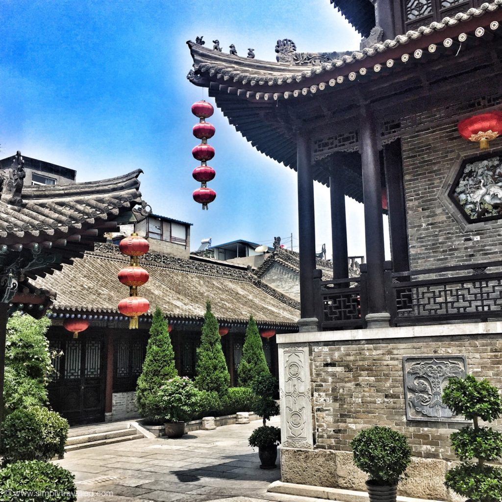 What to do in Xian - You'll be close to the beautiful City of God Taoist Temple