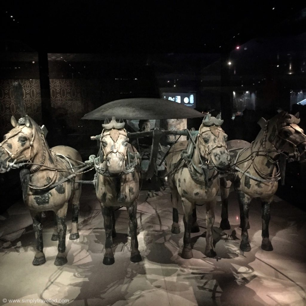 What to do in Xian - The amazing Terracotta Warriors