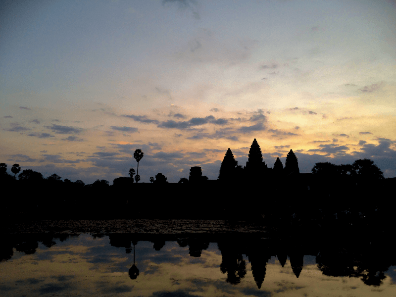 From Sunrise to Sunset - Ahhh, Angkor Wat