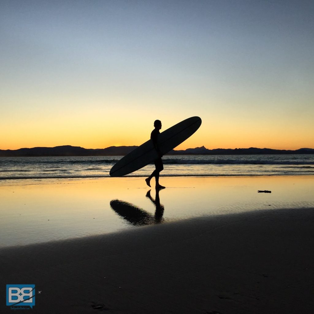 From Sunrise to Sunset - Sun, surf & fun in Byron Bay, Australia