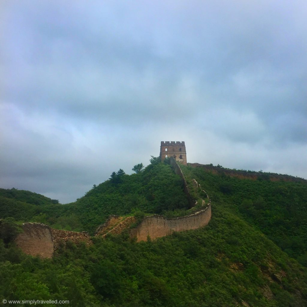 Cool Things About China - The incredible Great Wall of China