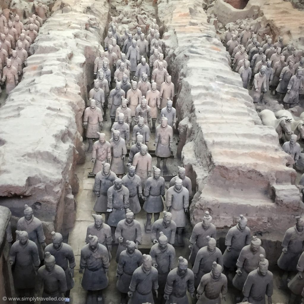 Cool Things About China - The Terracotta Warriors are amazing