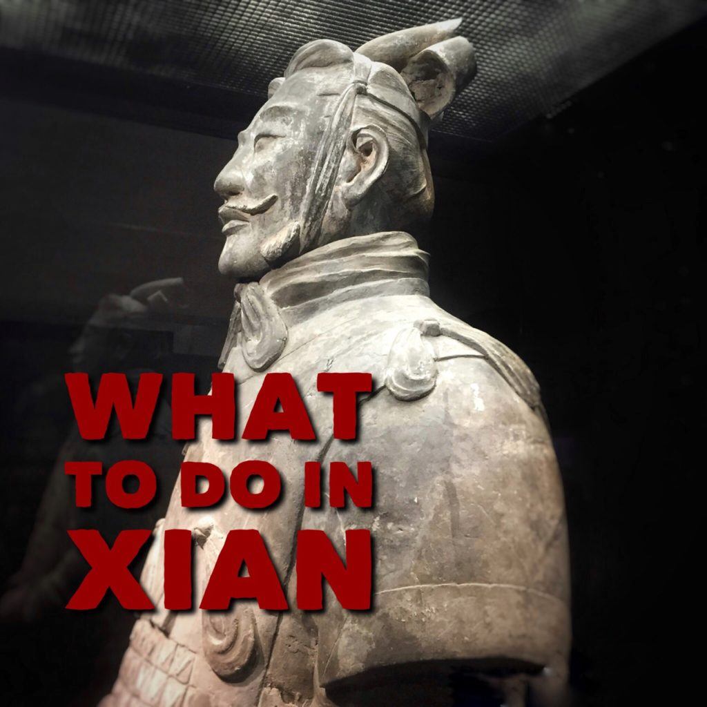 What to do in Xian