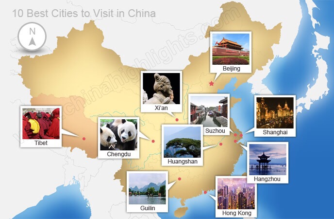Cool Things About China - Top China Attractions