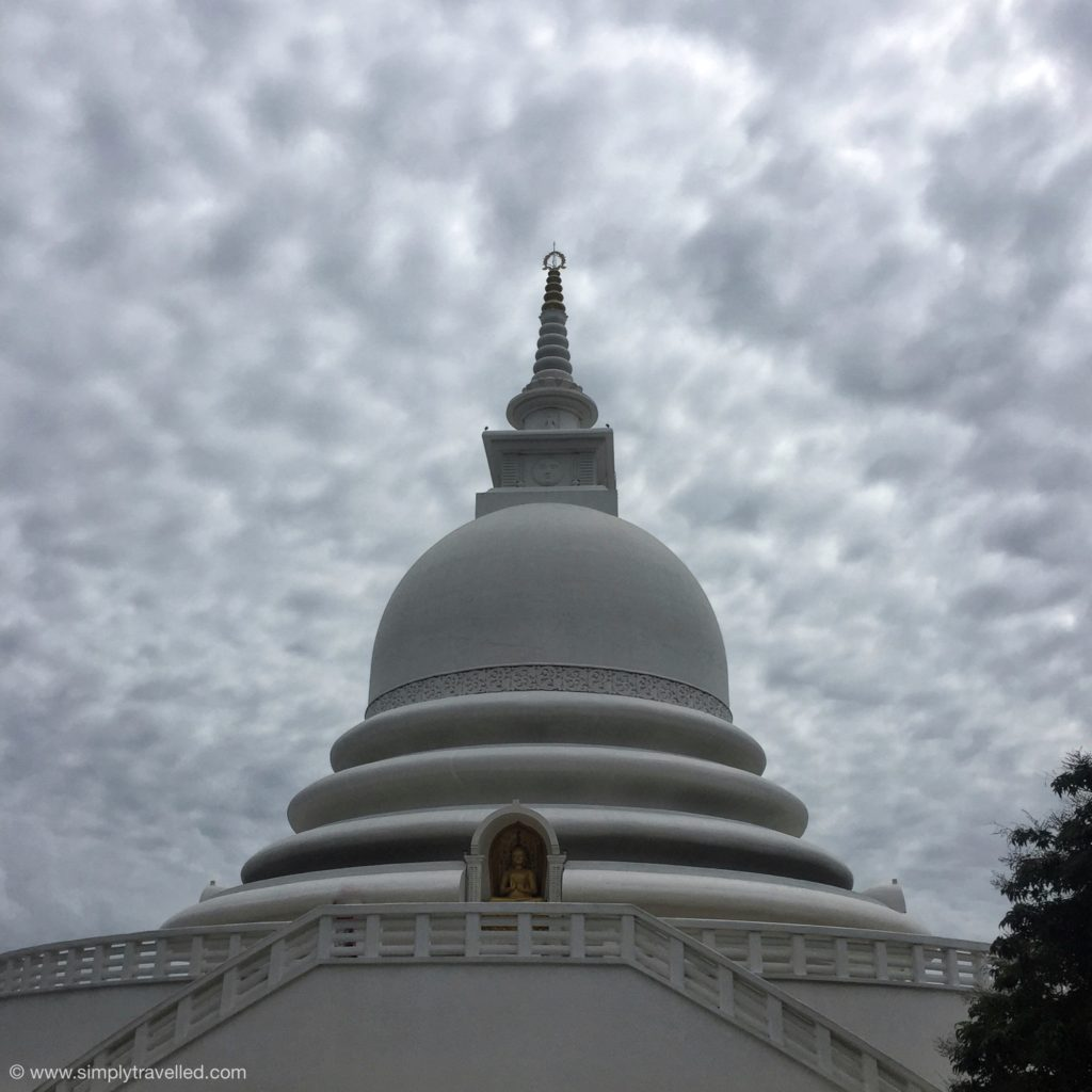 Sri Lanka Info - The beautiful Japanese Peace Pagoda!