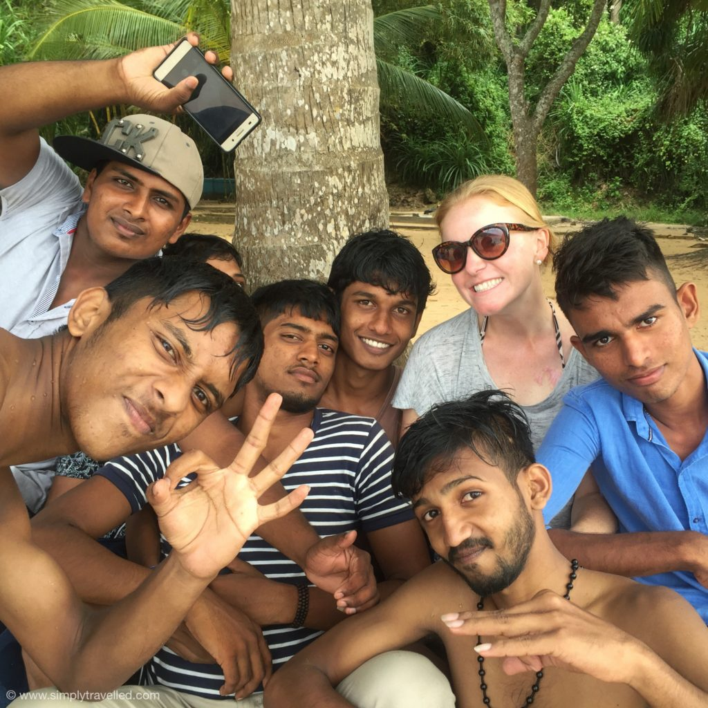 Sri Lanka Info -It's easy to make new friends in Sri Lanka