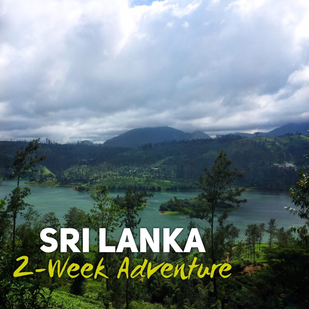Sri Lanka info - 2 week adventure