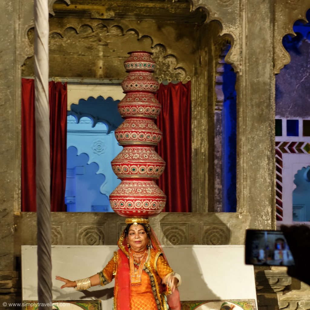The Best of Udaipur - The balancing act