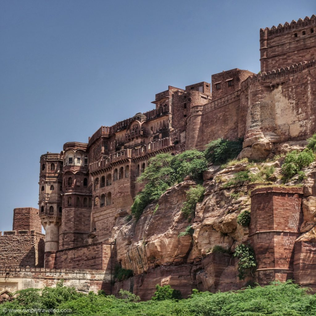 all about rajasthan - The sheer size is amazing!