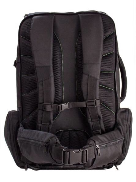best backpack to travel the world - Adjustable straps ensure ultimate comfort!