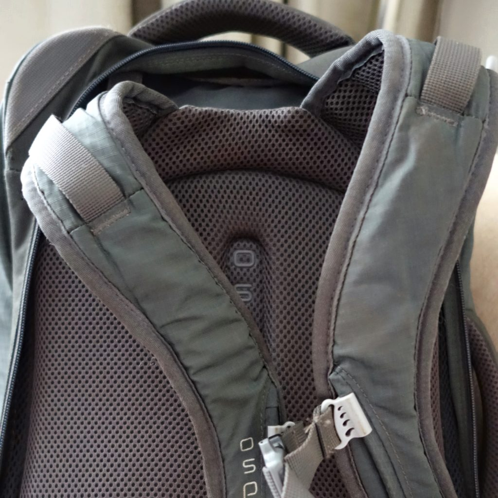 best 40l travel backpack - The straps are super comfy!