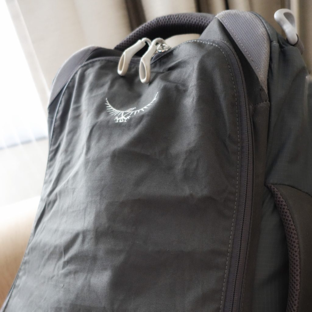 best 40l travel backpack - Short or long trip, this bag is perfect!