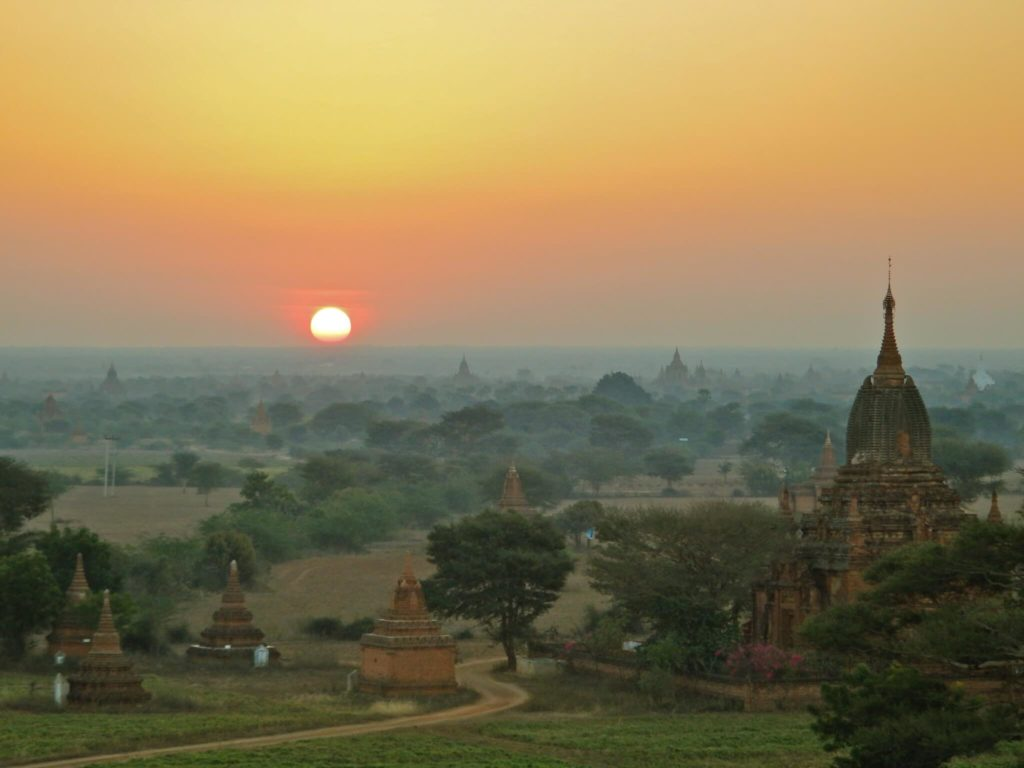 From Sunrise to Sunset - Bagan - one of the most beautiful places in the world