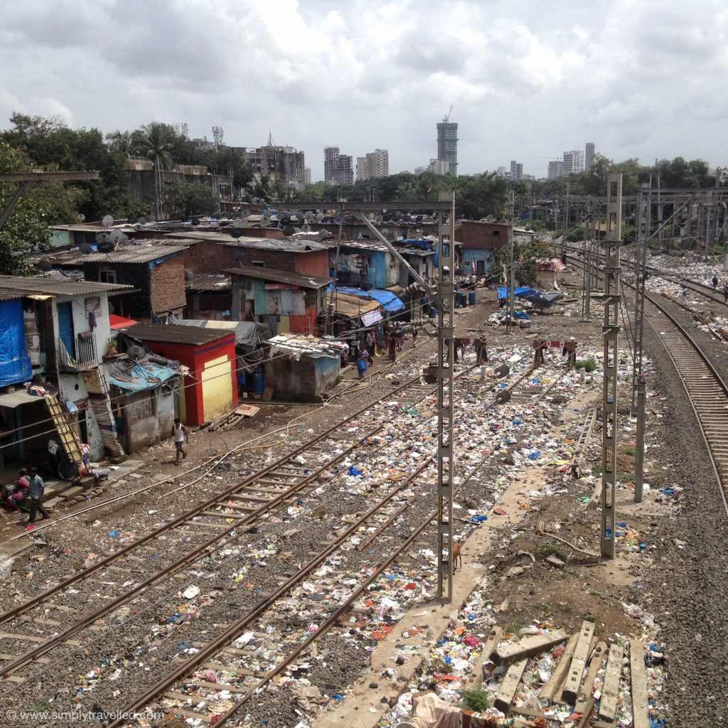 Why visit India - To city slums…it's a country full of contradictions!