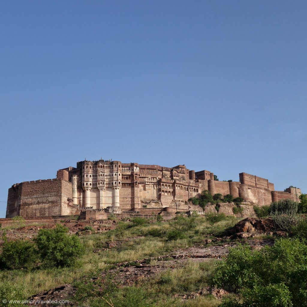Why visit India - From stunning forts…