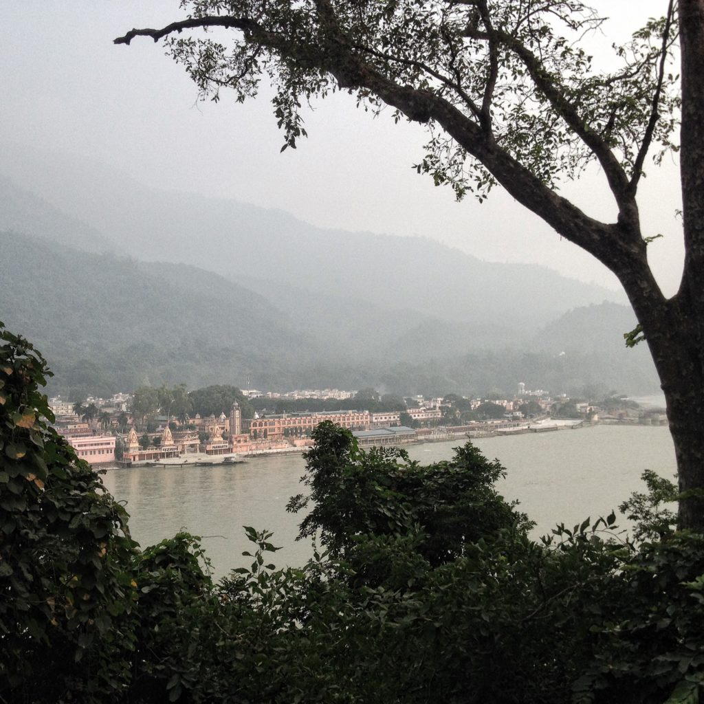 Rishikesh trip - Enjoy the views across the Ganges!