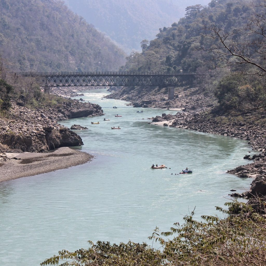 Rishikesh trip - Set on the Ganges!