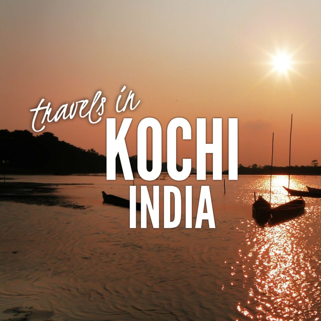 Travels in Kochi