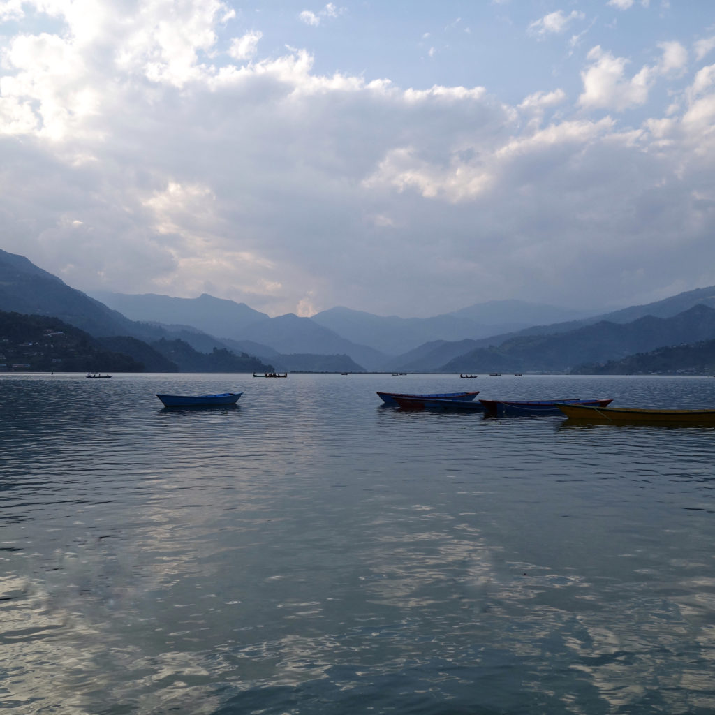 Enjoy Pokhara's Fewa Lake! - Nepal Travel