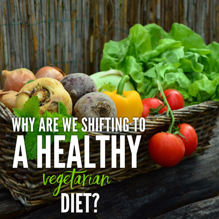 a healthy vegetarian diet