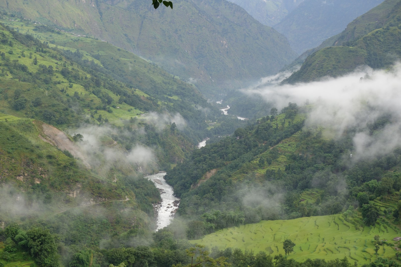 Beautiful Landscapes are everywhere - Annapurna circuit route
