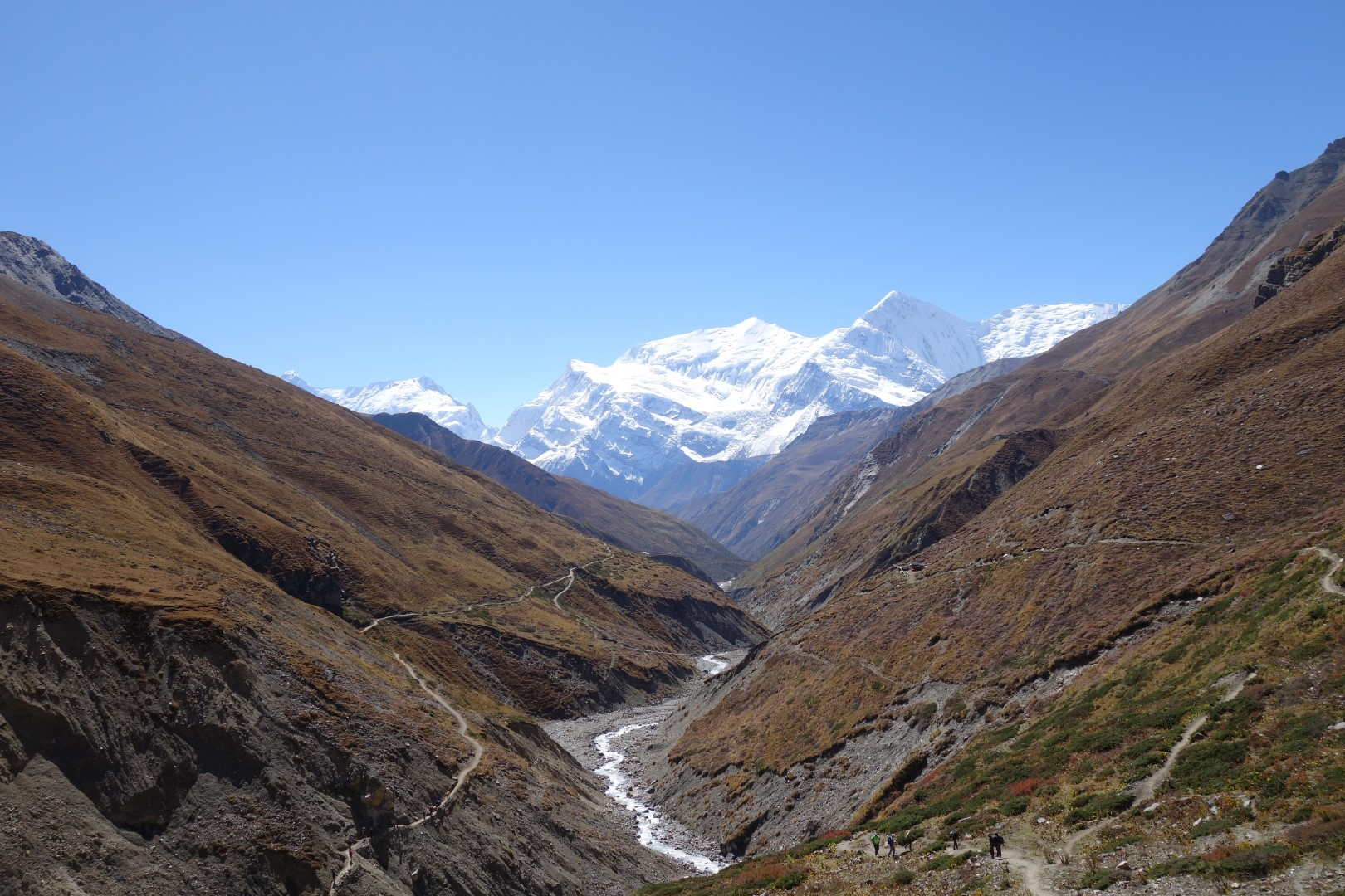 Annapurna circuit just keeps giving