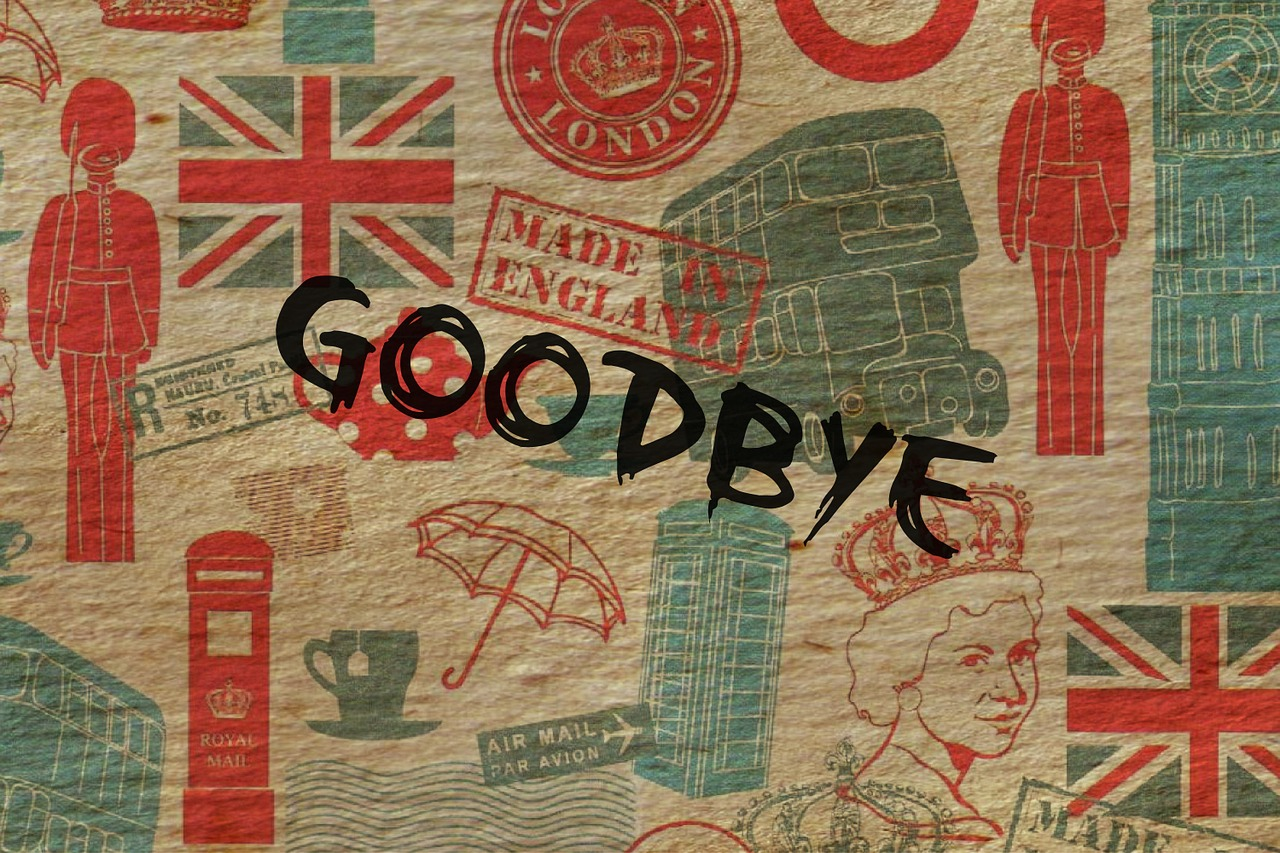 It can be hard to say goodbye - World of travel