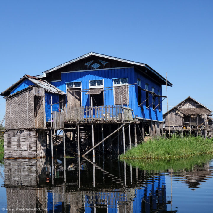 Keep Inle Lake beautiful!