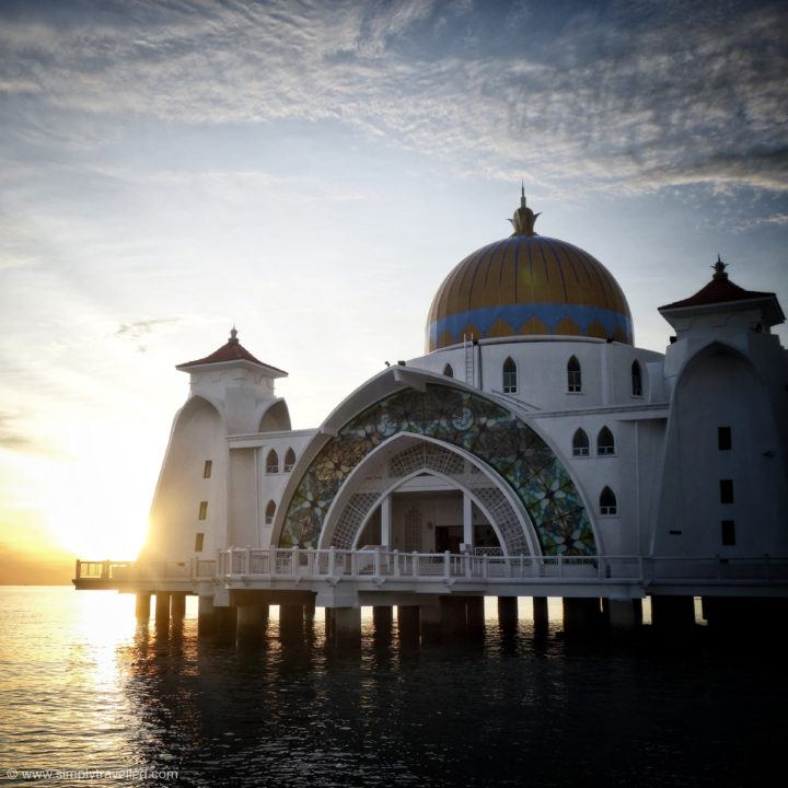 "Go for sunset to see it ""float."" - Malaysia Getaway"