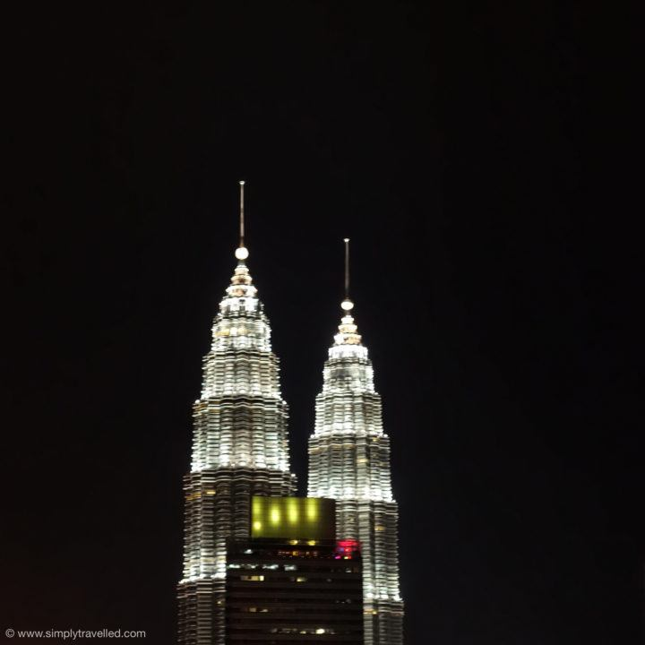 The views from afar aren't bad at all! - Malaysia Getaway