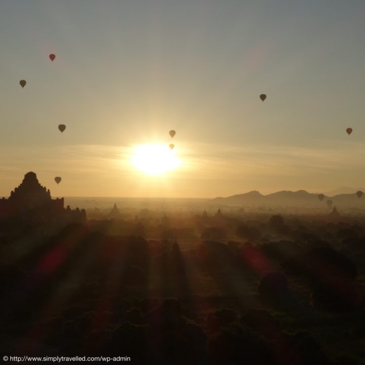 Perfection! - Bagan Tours