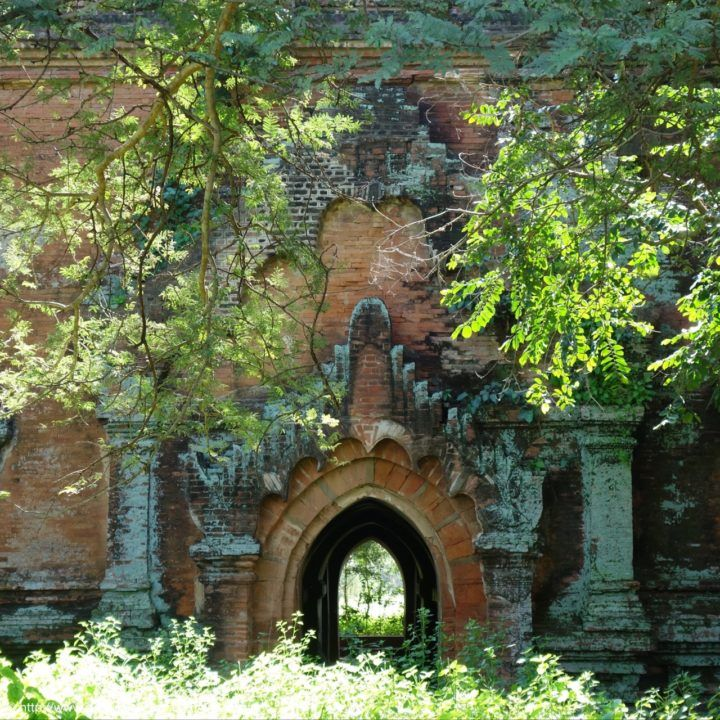 The detail is spectacular! - Bagan Tours