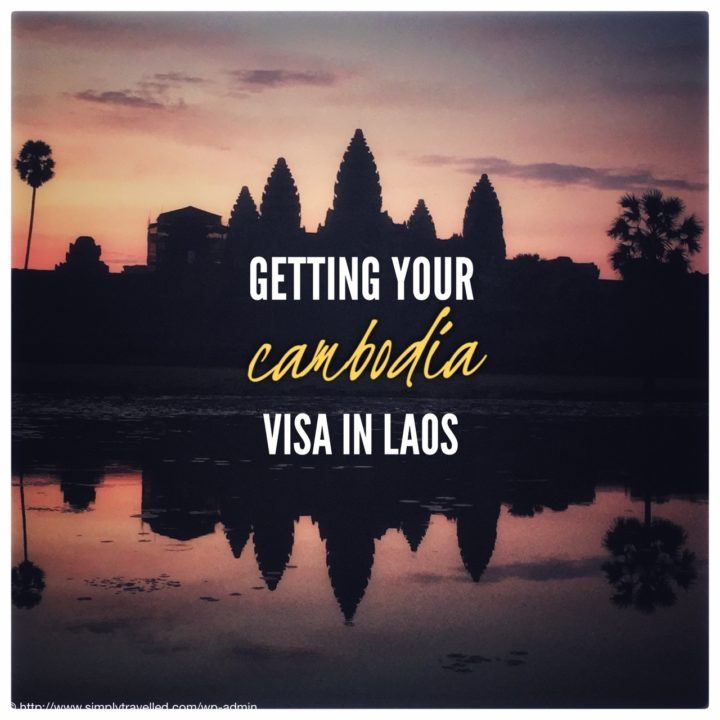Getting Your Cambodian Visa