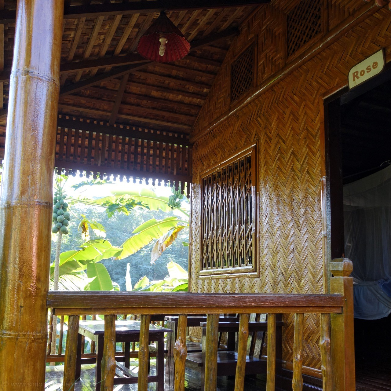 Enjoy your own private bungalow! - chaungtha beach myanmar