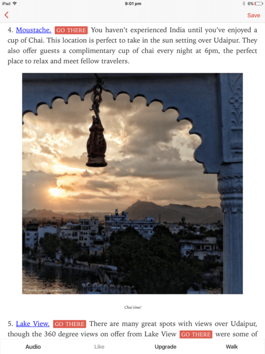Udaipur, you had me at hello!