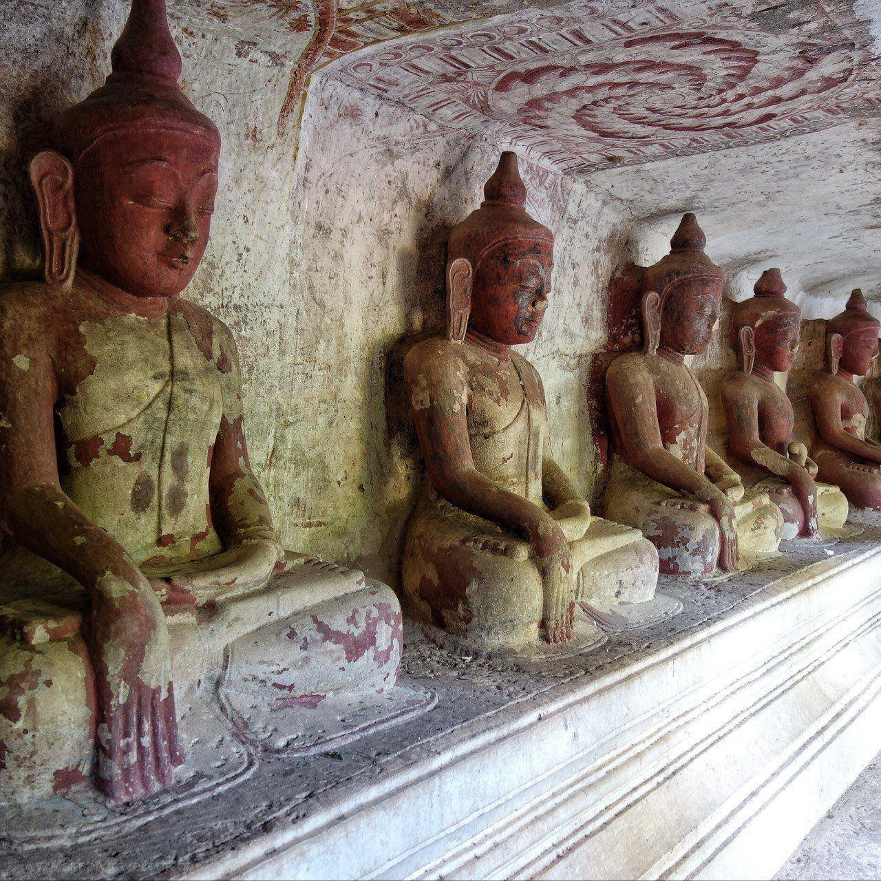 Enjoy the magic of the Pho Win Taung Caves! The Best Myanmar