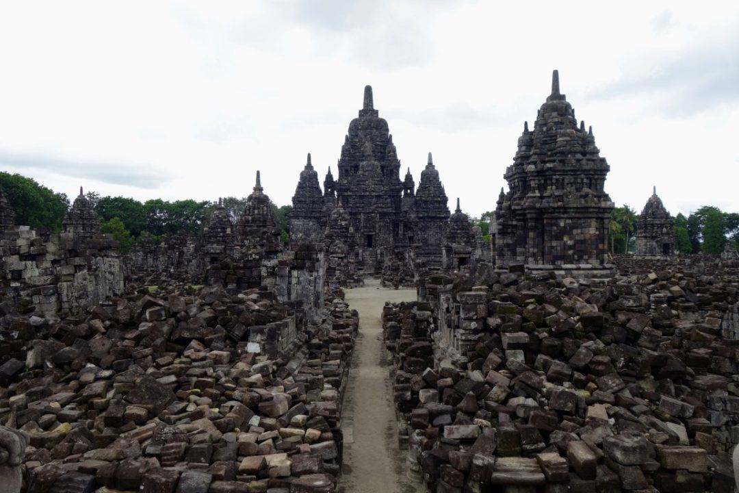Don't forget Sewu Temple
